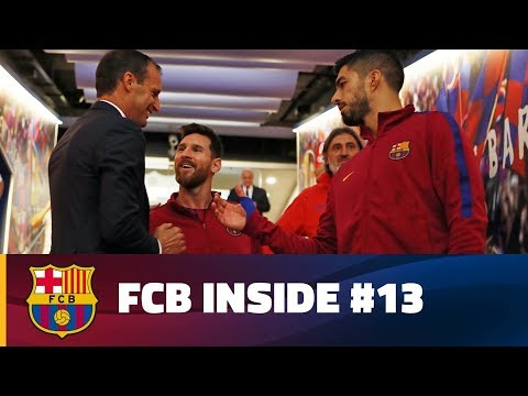 The week at FC Barcelona #13