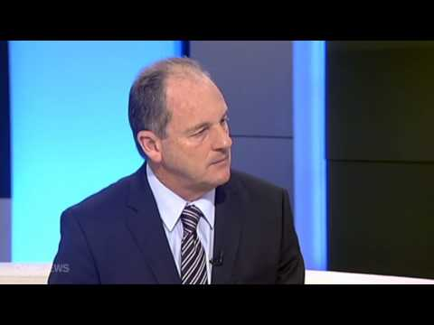 David Shearer - Off script