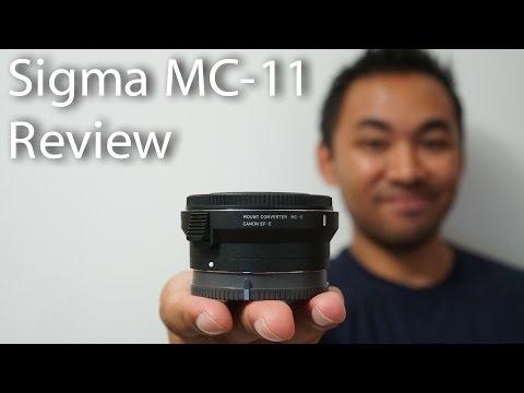 Sigma MC-11 Mount Converter Review | John Sison