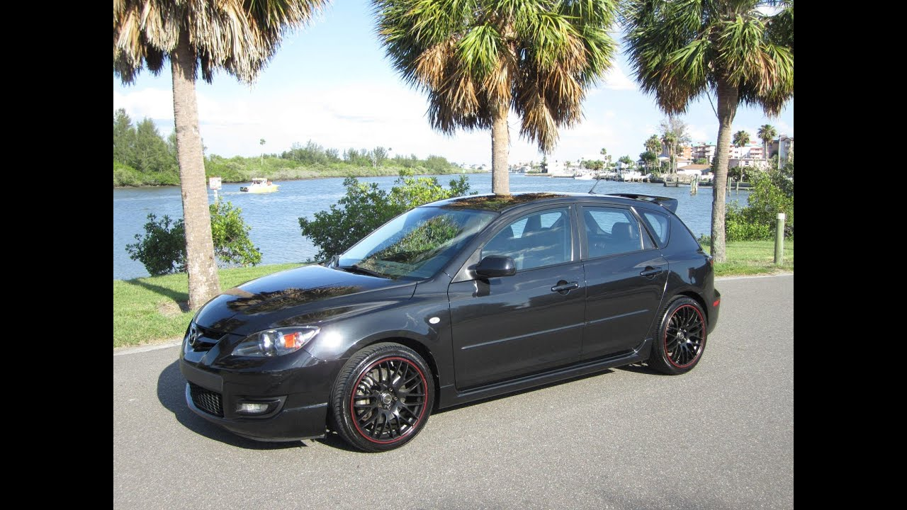 Sold 2008 Mazdaspeed Mazda 3 Speed 3 Gt Mzr 2 3 Disi Turbo Meticulous Motors Inc Florida Youtube