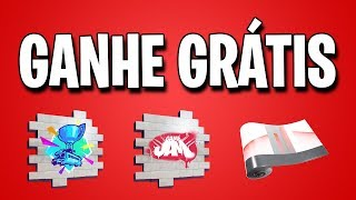 EARN A FREE ENVELOPMENT AND SPRAYS-FORTNITE