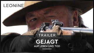 Gejagt - Auf Leben und Tod - Trailer (deutsch/german)