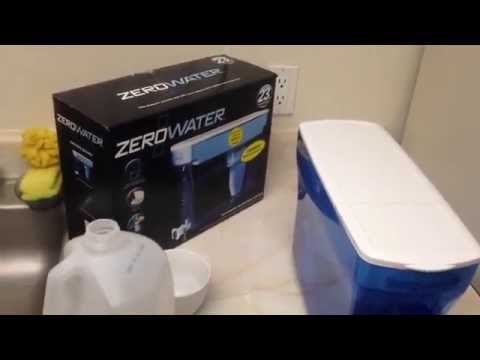 Zero Water Filter & TDS Meter (Do Not Buy This In AZ)