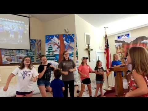 VBS 2017. Say yes to vbs