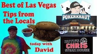"Las Vegas Best Local Tips ""David"""