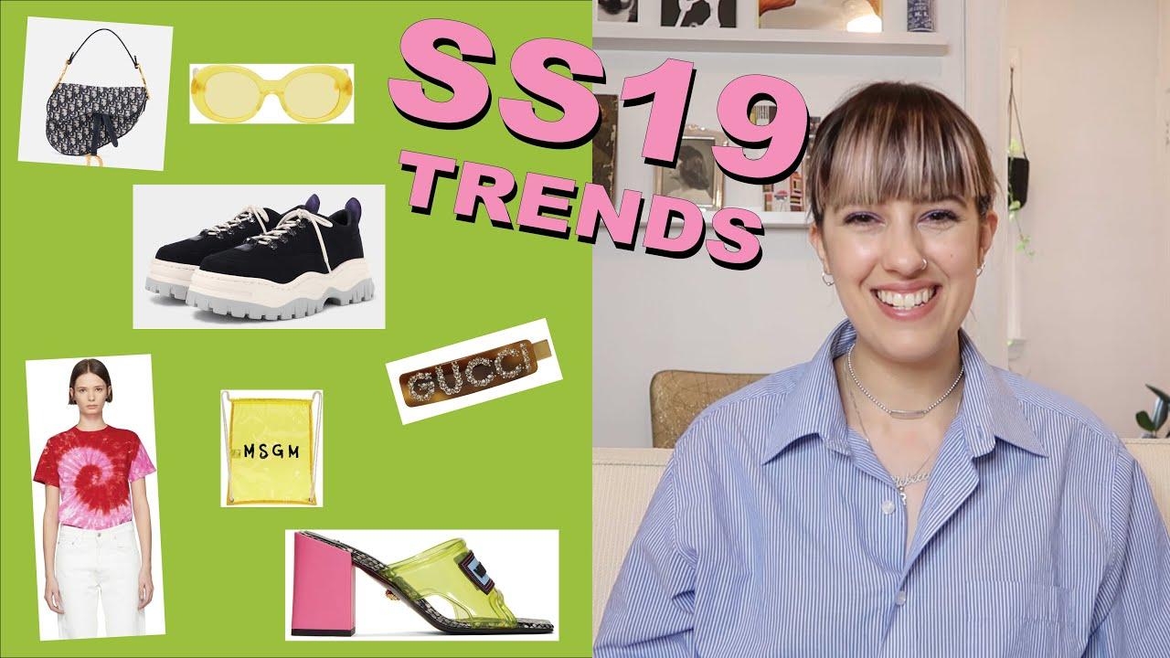 Spring Summer 2019 Fashion Trends 4