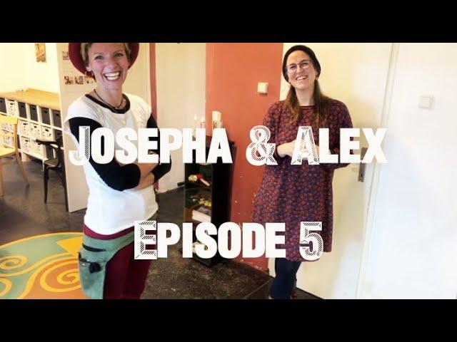 Episode #5 - mit Josepha & Alexandra / Schmuckdesigner aus Wien