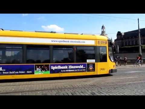 Tranvías de Dresden