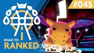 Road to Ranked #45 - Arash Ommati's Pikachu Team! | Competitive VGC 20 Pokemon Sword/Shield Battles