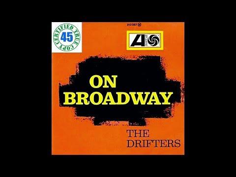 THE DRIFTERS  ON BROADWAY  7 Single 1963 HiDef :: SOTW #265