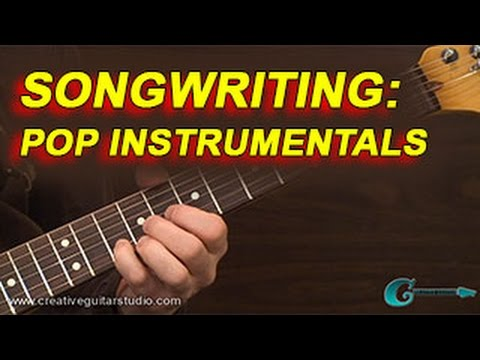 SONGWRITING: Pop Instrumental Music