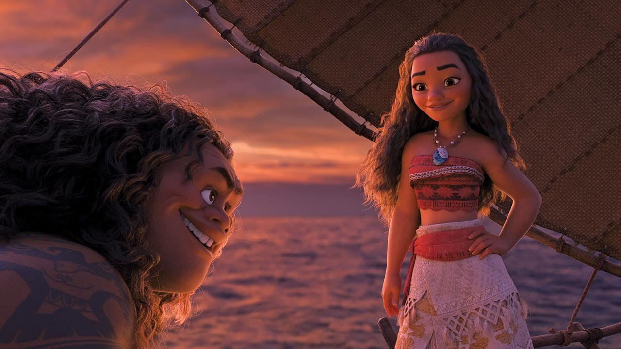 Moana Little Mermaid  Aladdin Directors on Moving to Computer Animation