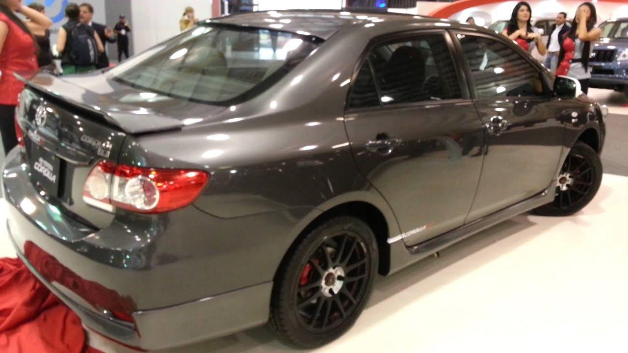 Toyota Corolla Gt Xli 2013 Colombia Salon Del Automovil