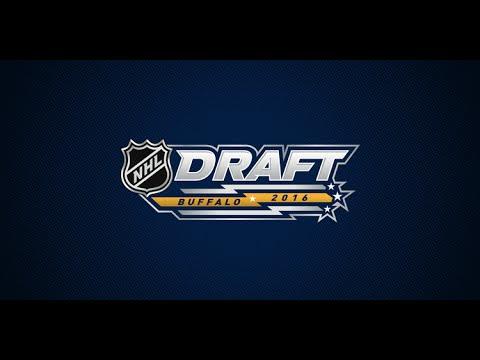 NHL DRAFT 2016 Round 1 (June 24/2016)