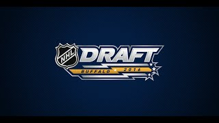 NHL DRAFT 2016 Round 1 (June 24/2016)