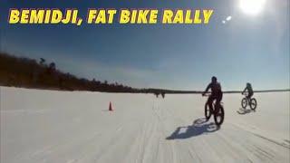 Fat Bike Rally In Bemidji Next Month