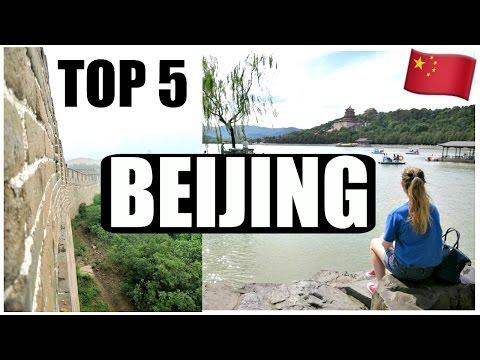 Top 5 Sights: Beijing 北京 | KatChats