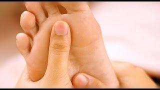 видео Как избавиться от натоптышей на ступнях