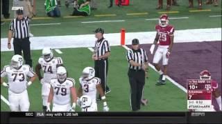 Texas A&M vs Arkansas 2015 - Highlights