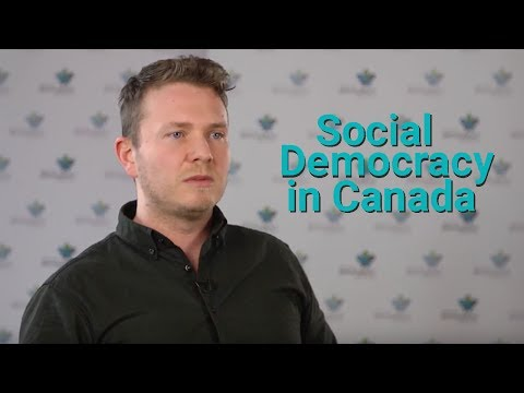 Social Democracy in Canada