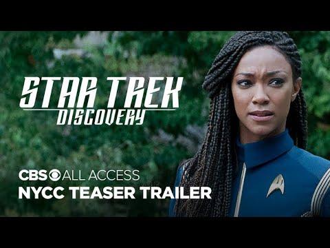 Star Trek: Discovery - Season 3 | NYCC Teaser Trailer | CBS All Access