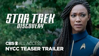 Star Trek: Discovery - Season 3 | NYCC Teaser Trailer | CBS All Access