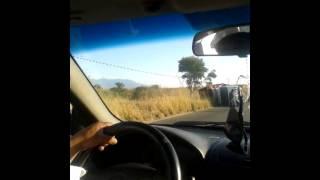 Accidente automovilístico en San Pablo Huixtepec