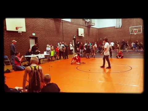 My wrestling tournament part 1