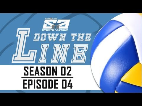 "Down The Line S02 EP04: The Ateneo Lady Eagles and their ""Happy Happy"""