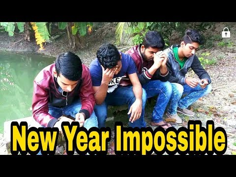New Year Impossible || Debit Boys Arranging New Year Party 2017-2018