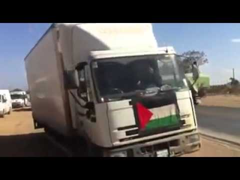 Eye on Gaza Aid convoy to gaza