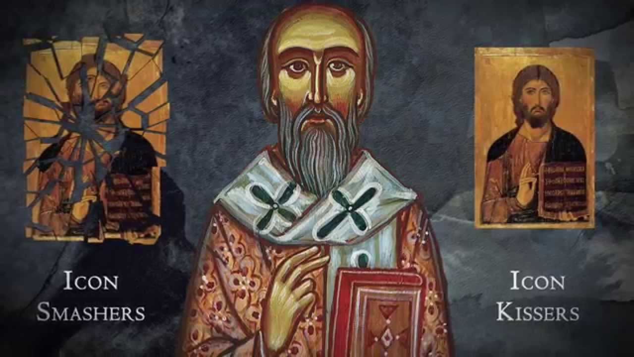 the icon controversy christian history made easy youtube