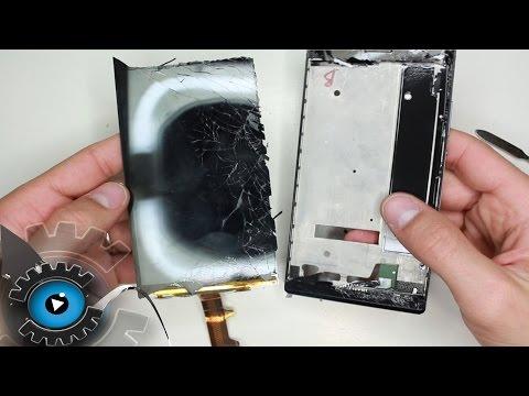 Huawei Ascend P7 Glas Display Wechseln Tauschen Reparieren[Deutsch/German]