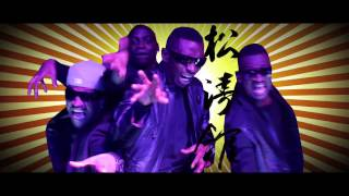 P Square Feat Akon & May D - Chop My Money (Music Video) Extend Version (HD) 2013