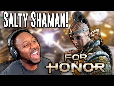 For Honor Funny Orochi ∙ Shaman Main's DON'T WATCH! Level Of Disrespect Will Make You Salty!