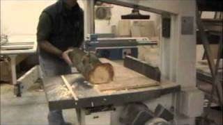 How To Mill Smaller Logs Using Your Bandsaw