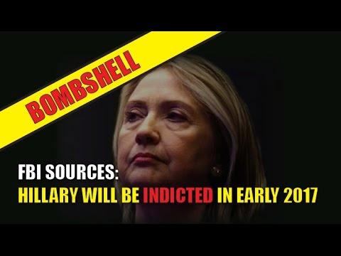 Morning Update 5 Til Election - Barring 'Obstruction,' Hillary Indictment FBI Confirms - Trump Winni