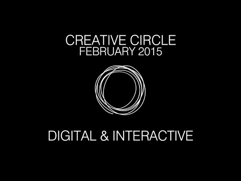 See the Digital Winners Creative Circle February 2015