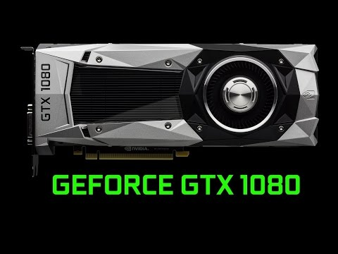 Geforce GTX 1080 - Das kann Nvidias neues GPU-Flaggschiff