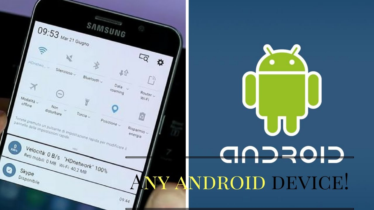 How to get the Grace Note 7 UI on any android device