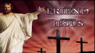 Gambar cover What a friend We have in Jesus...