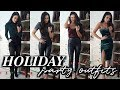 HOLIDAY PARTY OUTFIT IDEAS ✨ WHAT TO WEAR THIS SEASON | Stephanie Ledda