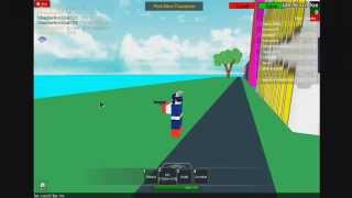 ROBLOX - Marvel: Superhero Squad - Part 1 - Captain America