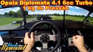 🔴► Opala Diplomata 4.1 6cc Turbo 1 kg de Pressão - G27 - LFS - ft. Getaway
