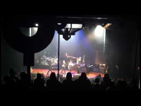 Aaron - Passengers (live au Bikini - Toulouse 01/12/2010)