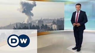 Кто главный враг Эрдогана в Сирии - DW Новости (24.08.2016)