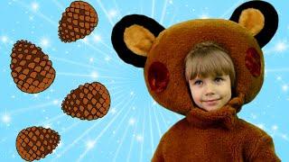 Мишка Косолапый по Лесу Идет | Песни для Детей | Чух Чух ТВ