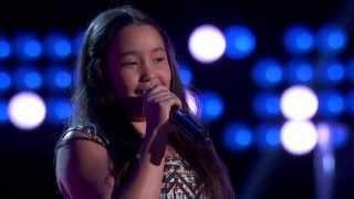 La Voz Kids | Merlyn García canta 'Chandelier' en La Voz Kids