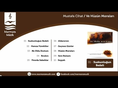Mustafa Cihat - Suskunluğun Bedeli