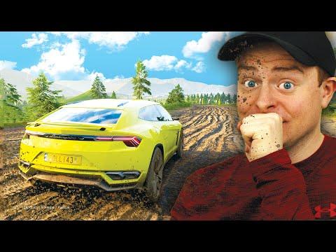 this off road SUPER CAR is insane!! (Forza Horizon 4) thumbnail